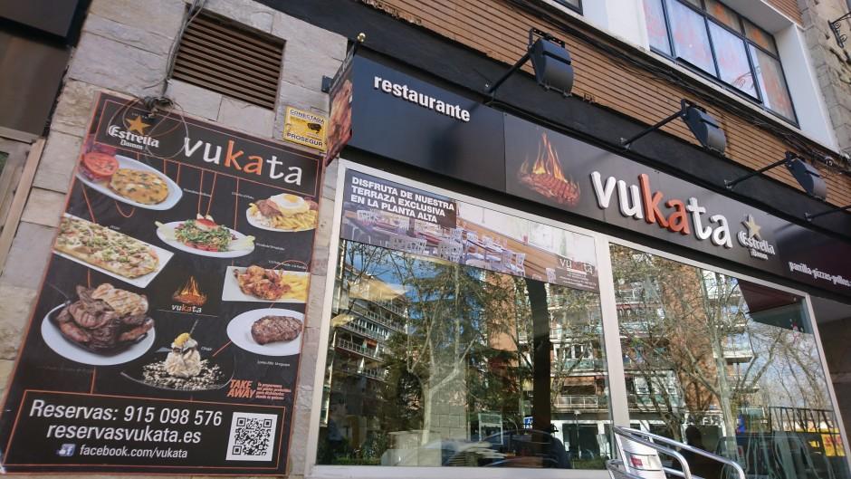 Restaurante-Parrilla Vukata: carnes a la parrilla de carbon en Aluche, menus diarios aluche