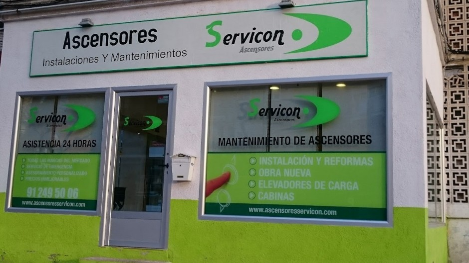 Servicon: ascensores multimarca madrid capital, mantenimiento ascensores comunidad de madrid