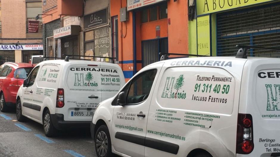 Cerrajería Madroño: cerrajeros economicos madrid capital, cerrajeros seguridad madrid centro