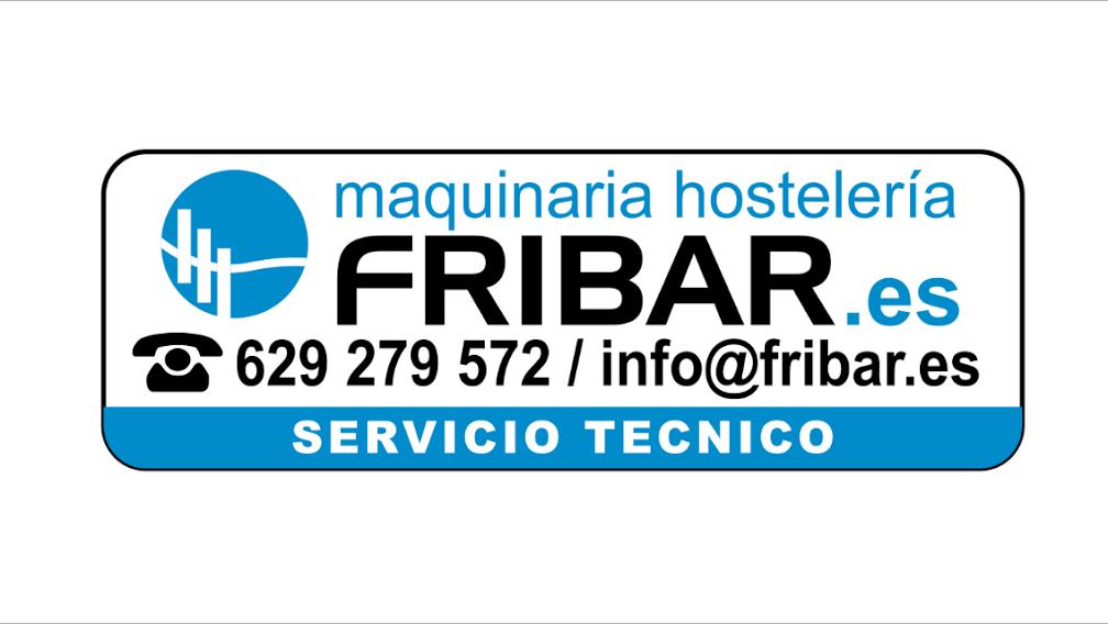 FRIBAR: Venta, instalacion y mantenimiento de maquinaria para Hostelería en toda España